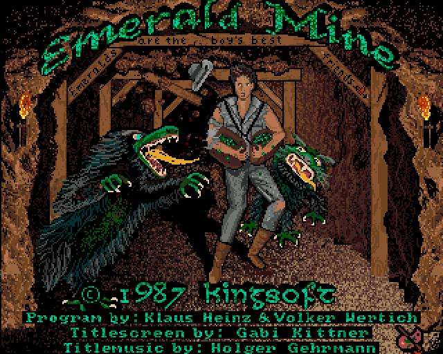 Emerald Mine