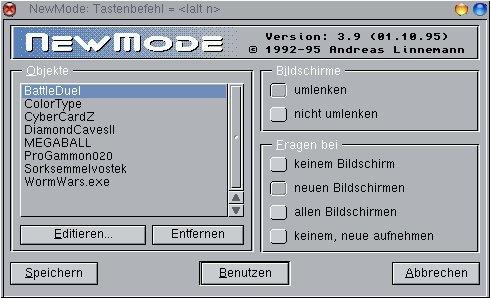 Newmode
