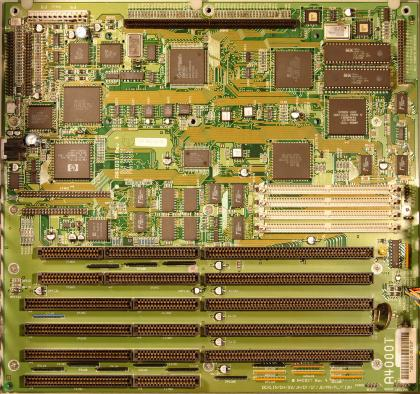 Carte mère de l'Amiga 4000