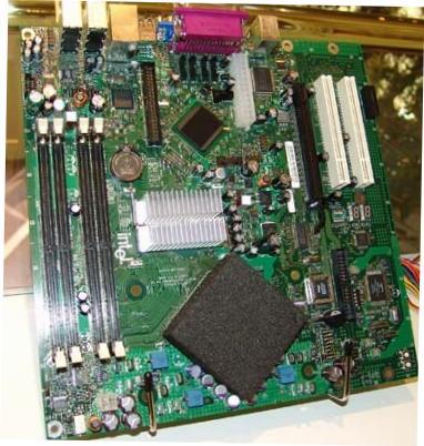 Carte mère Micro BTX Intel