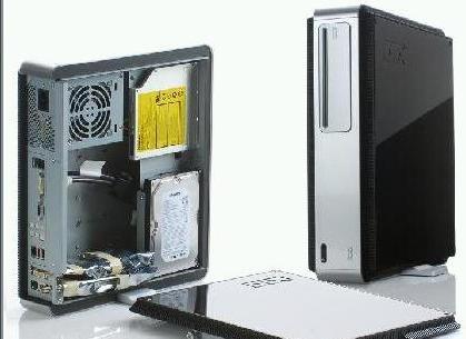 Projet mini DTX présenté par AMD