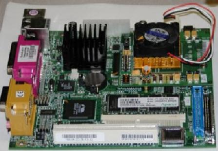 Carte mère Mini-ITX MicroA1