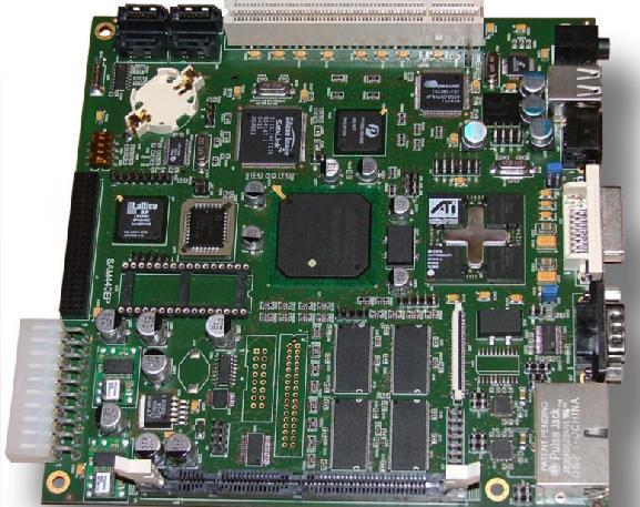 Carte mère Mini-ITX Samantha