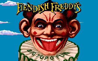 Fiendish Freddy's