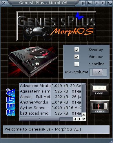 Genesis Plus