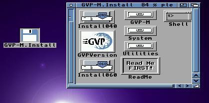 GVP 4060DT
