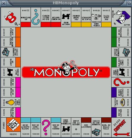 HB Monopoly