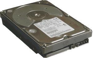 Comme qui dirait un disque dur...