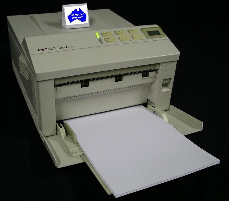 HP LaserJet IIP