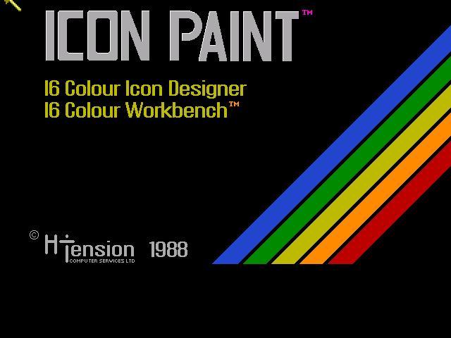 Icon Paint