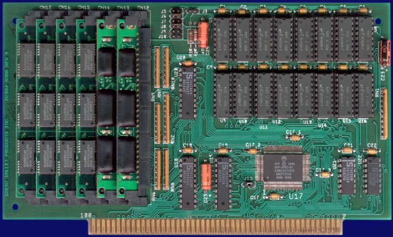 Impact A2000-RAM8