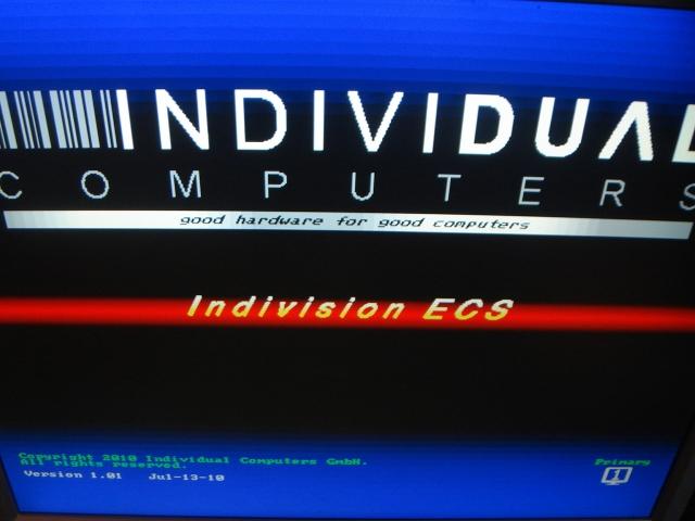 Indivision ECS et ACA630