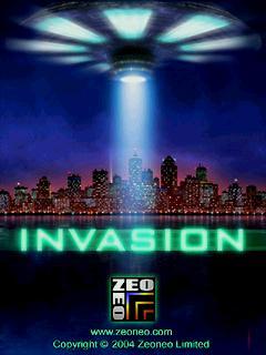 Invasion - sus aux vilains aliens!