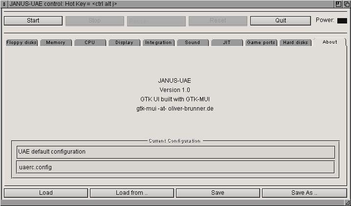 Janus-UAE