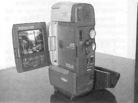 JVC GR DVM1