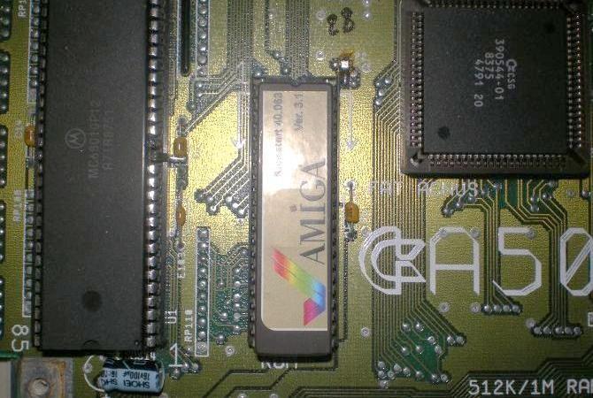 Kickstart ROM Switcher