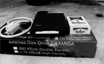 lecteur HD externe Dell