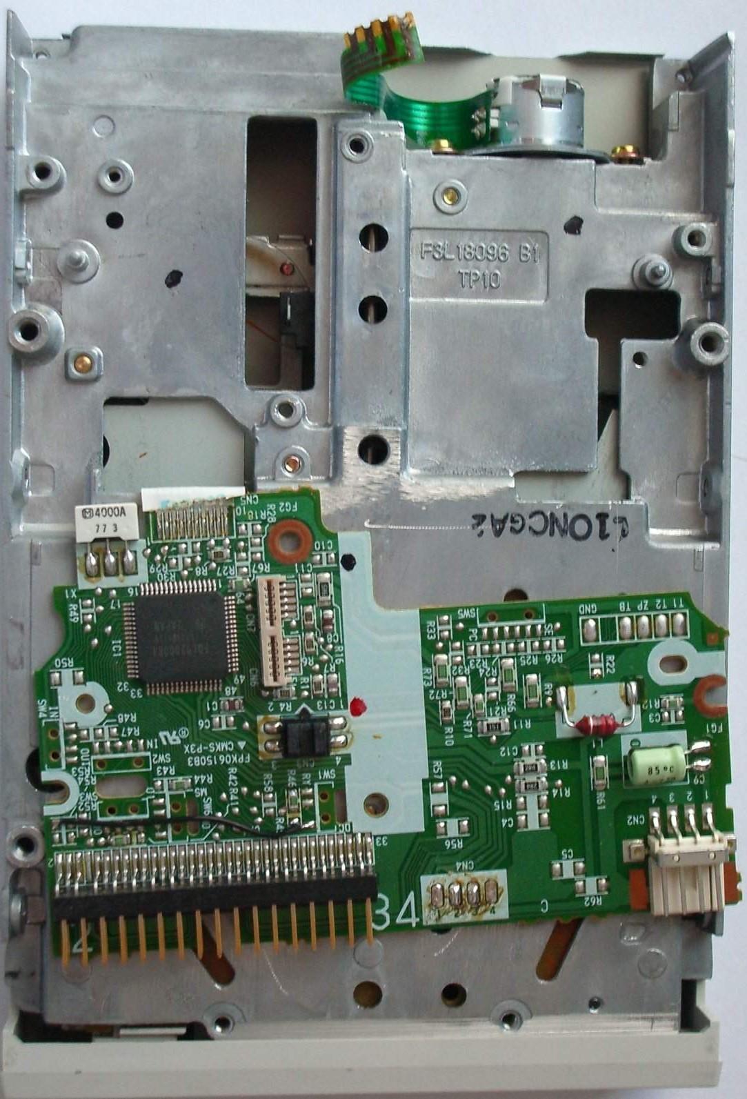 mitsumi d359m3d схема