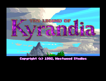 The Legend Of Kyrandia