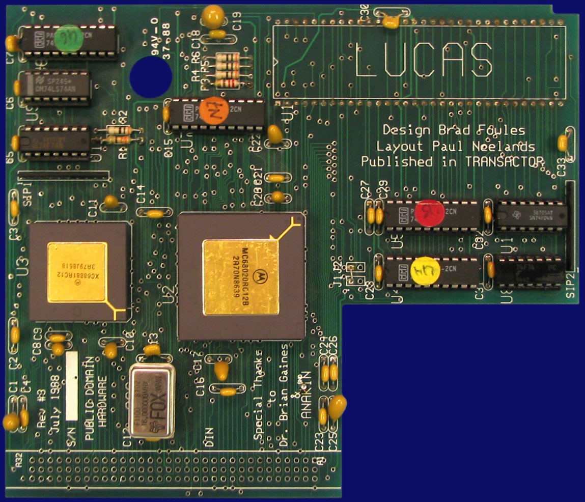 LUCAS 68020