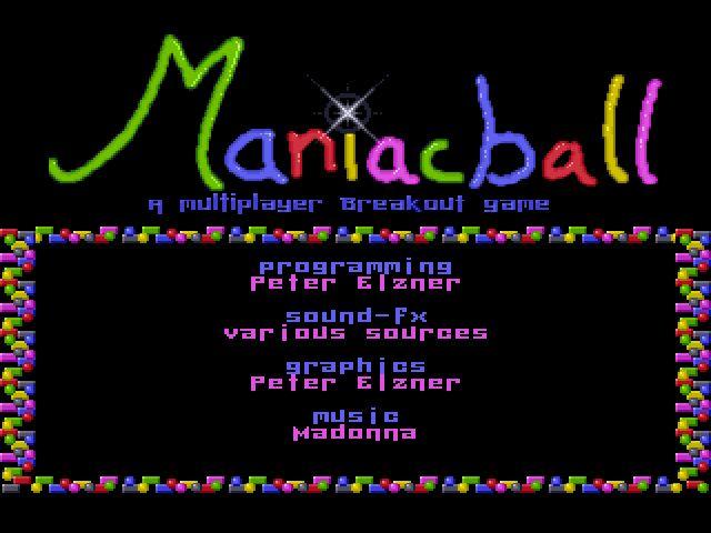 Maniac Ball