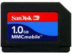 MMC Multimédia Card