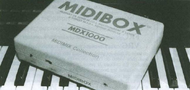 Midibox MDX 1000