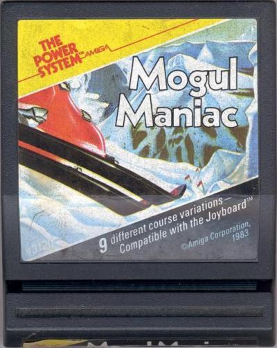Mogul Maniac