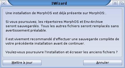 MorphOS 2.1