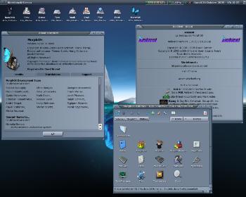MorphOS 2.4