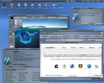 MorphOS 2.7