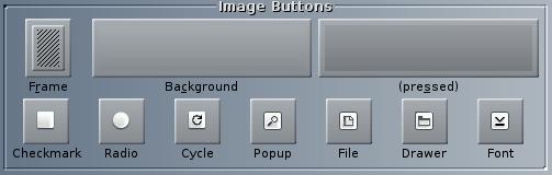 MUI - Image buttons