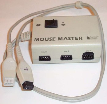 Mouse Master