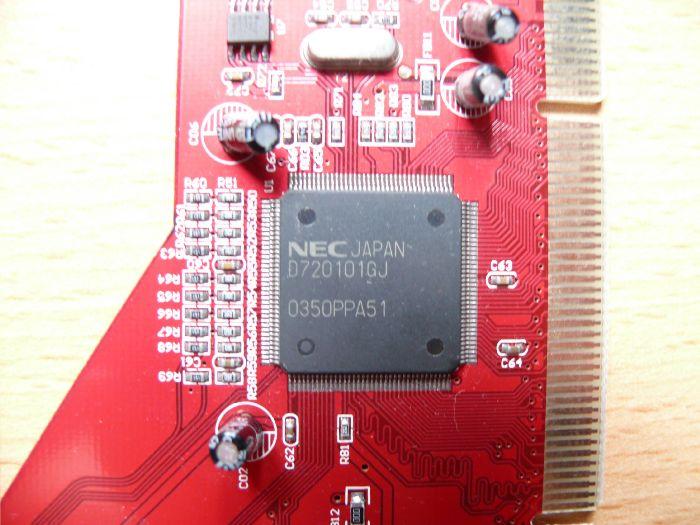 USB NEC