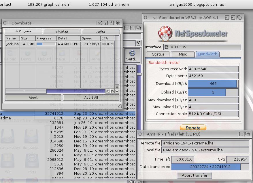 NetSpeedometer