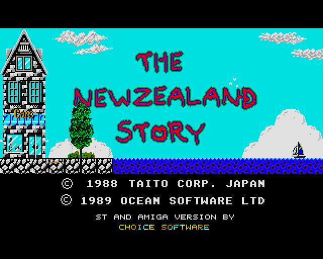 New Zealand Story
