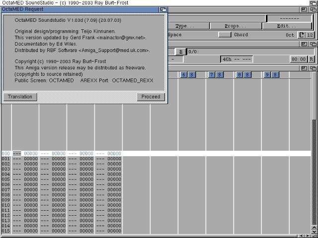 OctaMED SoundStudio