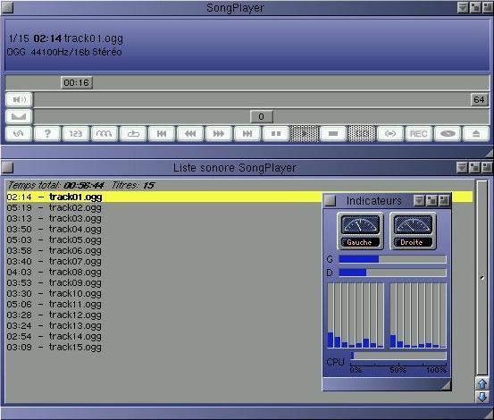SongPlayer