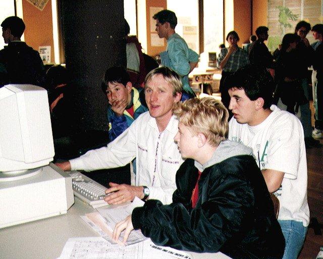 Rencontre Amiga-Éducation de Briançon