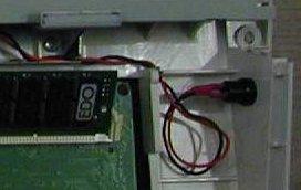 Reset Amiga 1200