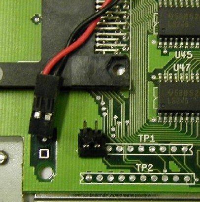 Redémarrage Amiga 1200