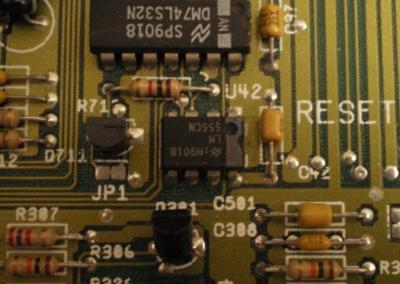 Reset Amiga 500