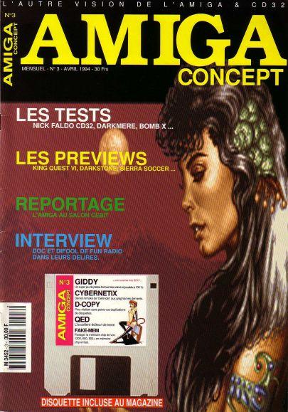 Amiga Concept