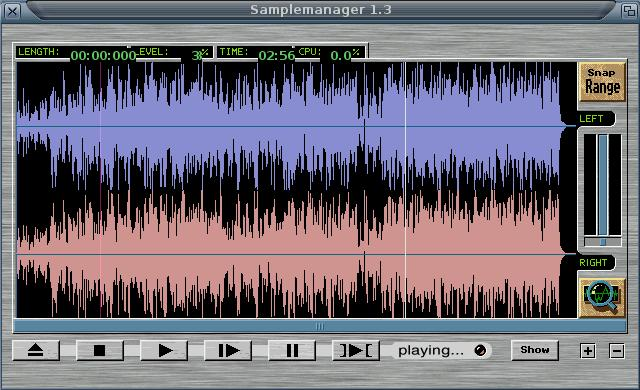 Sample Manager