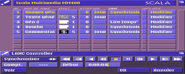 Scala Echo 100