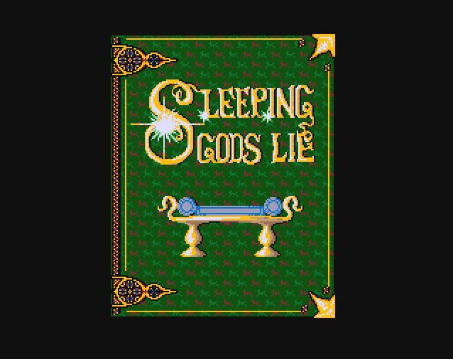 Sleeping Gods Lie