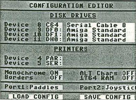 The C64 Emulator