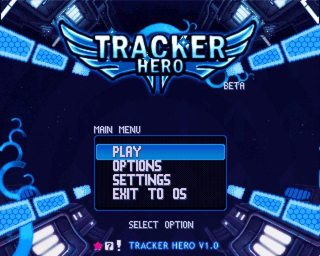 Tracker Hero