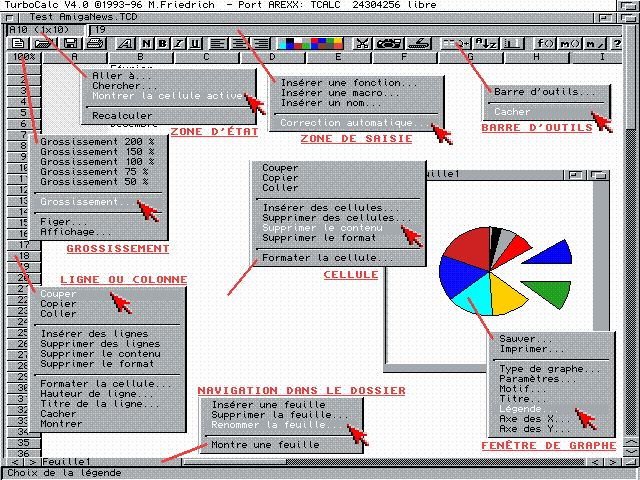TurboCalc 4.0