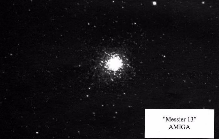 Amiga et astronomie
